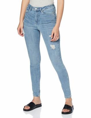 Vero Moda Women's VMSOPHIA HR Skinny DESTR J AM314 Jeans