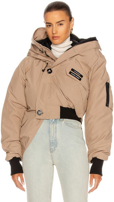 Y/Project x Canada Goose Chilliwack Bomber Jacket in Camel | FWRD