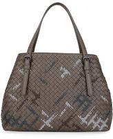 Bottega Veneta Intrecciato Double-Handle Tote Bag