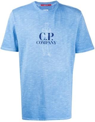 C.P. Company short sleeve man print T-shirt
