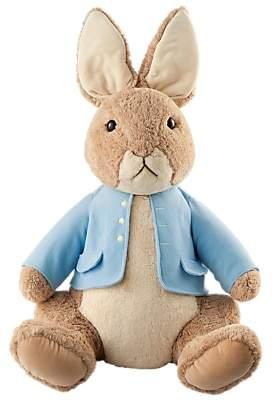 Beatrix Potter Peter Rabbit Plush Soft Toy, Giant