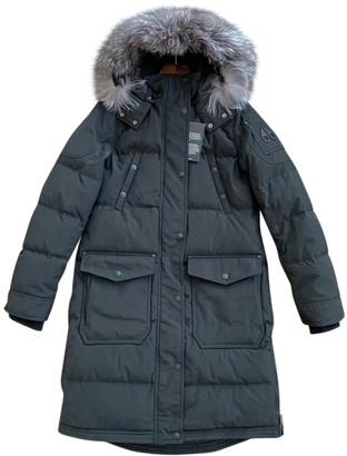Moose Knuckles Black Coat for Women