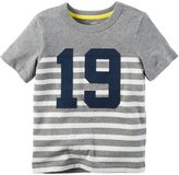 Carter's Boys 4-8 Striped Applique Tee