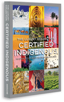 Assouline Luxury Collection: Certified Indigenous Book