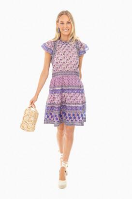 Sea New York Bianca Tiered Tunic Dress