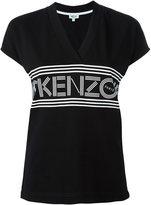 Kenzo v-neck T-shirt