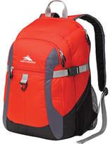 High Sierra Computer Backpack 59582 - Red/Mercury/Black/Ash Commuter