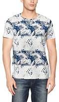 Esprit Men's 057ee2k018 T-Shirt