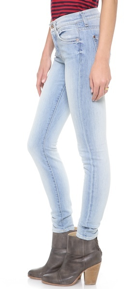 7 For All Mankind The Skinny Jeans