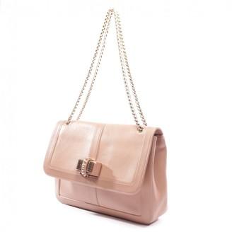 Christian Louboutin Sweet Charity Beige Leather Handbags
