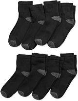 JCPenney Xersion 6-pk. Quarter Socks + 2 BONUS Pairs