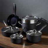 Crate & Barrel Cuisinart ® GreenGourmet TM 10-Piece Cookware Set