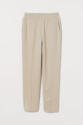 H&M Crease-front joggers