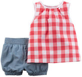 Carter's 2-Piece Top & Short Set