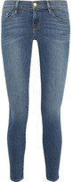 Frame Le Skinny De Jeanne Mid-rise Jeans - 26