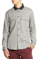 Marc by Marc Jacobs Angus Cotton Sportshirt