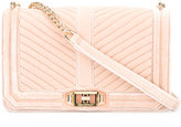 Rebecca Minkoff quilted cross body bag - women - Polyester - One Size