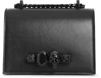 Alexander McQueen Small jewelled satchel