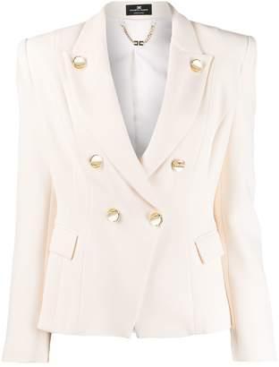 Elisabetta Franchi slim-fit blazer