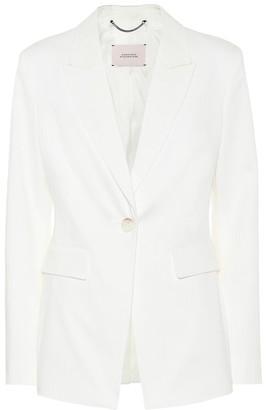 Dorothee Schumacher Tailored Coolness stretch-cotton blazer
