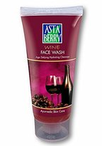 Astaberry Wine Face Wash 100 ml Age Defying Hydrating Cleanser