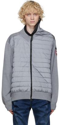Y/Project Grey Canada Goose Edition Down Hybridge Jacket