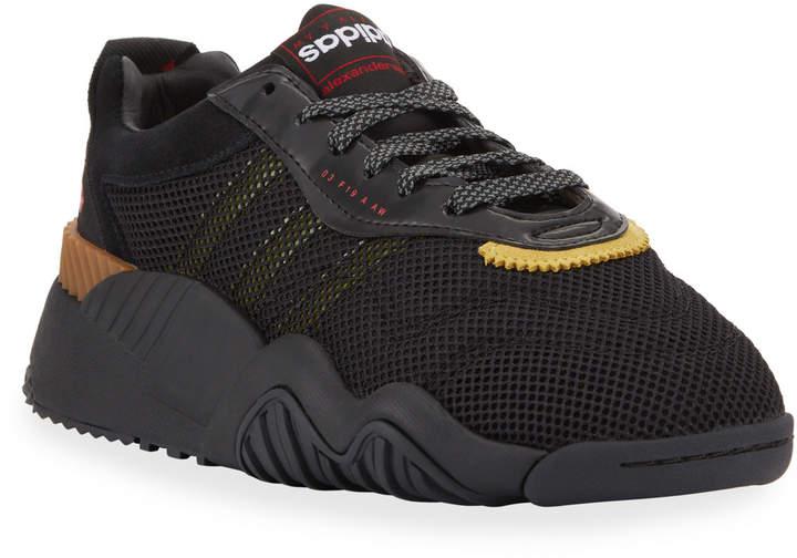 Currículum obesidad Simetría  Alexander Wang Adidas X Men's Turnout Mesh Trainer Sneakers - ShopStyle