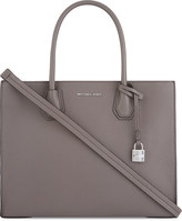 MICHAEL Michael Kors Mercer large pebbled leather tote