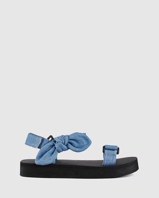 St Sana - Women's Sandals - Rach Wedges - Size One Size, 41 at The Iconic