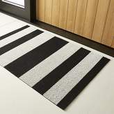 CB2 Chilewich ® Black And White Utility Mat