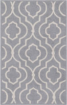 Royal Velvet Arabesque Rectangular Rug