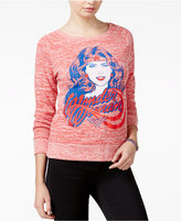 Bioworld Juniors' Warner Brothers Wonder Woman Graphic Sweatshirt