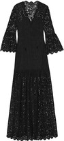Rachel Zoe Andoni lace maxi dress
