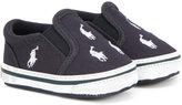 Ralph Lauren slip-on pre walker shoes
