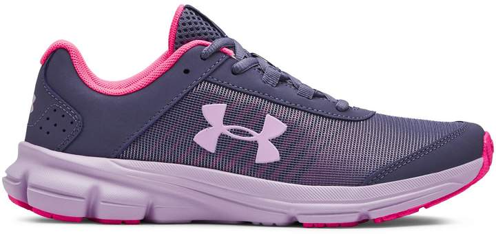 dd835db323e Under Armour Purple Girls' Shoes - ShopStyle