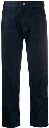 YMC Loose Fit Straight Leg Jeans