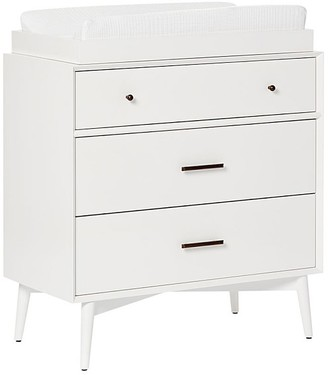 Pottery Barn Kids west elm x pbk Mid-Century 3-Drawer Changing Table