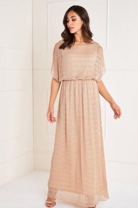 Yumi Overlay Maxi Dress