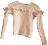 Polo Ralph Lauren White Wool Knitwear