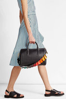 Anya Hindmarch Vere Barrel Link Strap Leather Tote