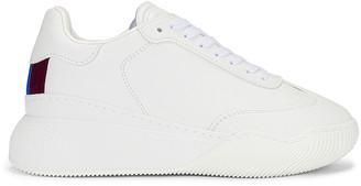 Stella McCartney Loop Sneakers in White | FWRD