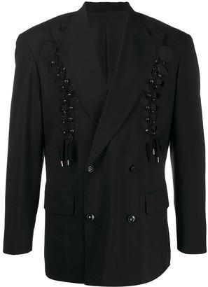 Jean Paul Gaultier Pre-Owned 1992 cutout blazer