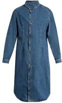 J.W.Anderson High-neck denim jacket