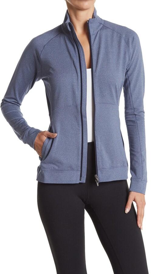 Puma Vented Raglan Sleeve Jacket - ShopStyle