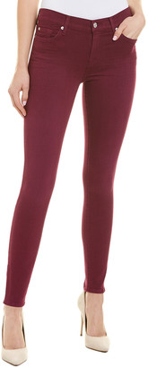 Seven For All Mankind 7 For All Mankind Sangria Ankle Skinny Leg