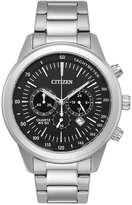 Citizen Men's Chronograph Quartz Stainless Steel Bracelet Watch 46mm AN8150-56E, A Macy's Exclusive Style