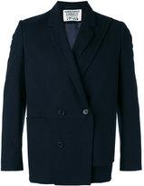 Henrik Vibskov 'Default' blazer - men - Polyester/Spandex/Elastane/Acetate/Viscose - L
