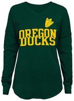 Juniors' Oregon Ducks Split Tee