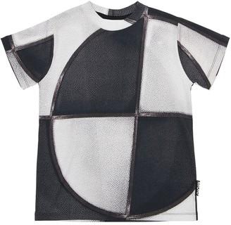 Molo Printed Organic Cotton T-Shirt