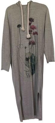 Loewe Grey Linen Knitwear for Women